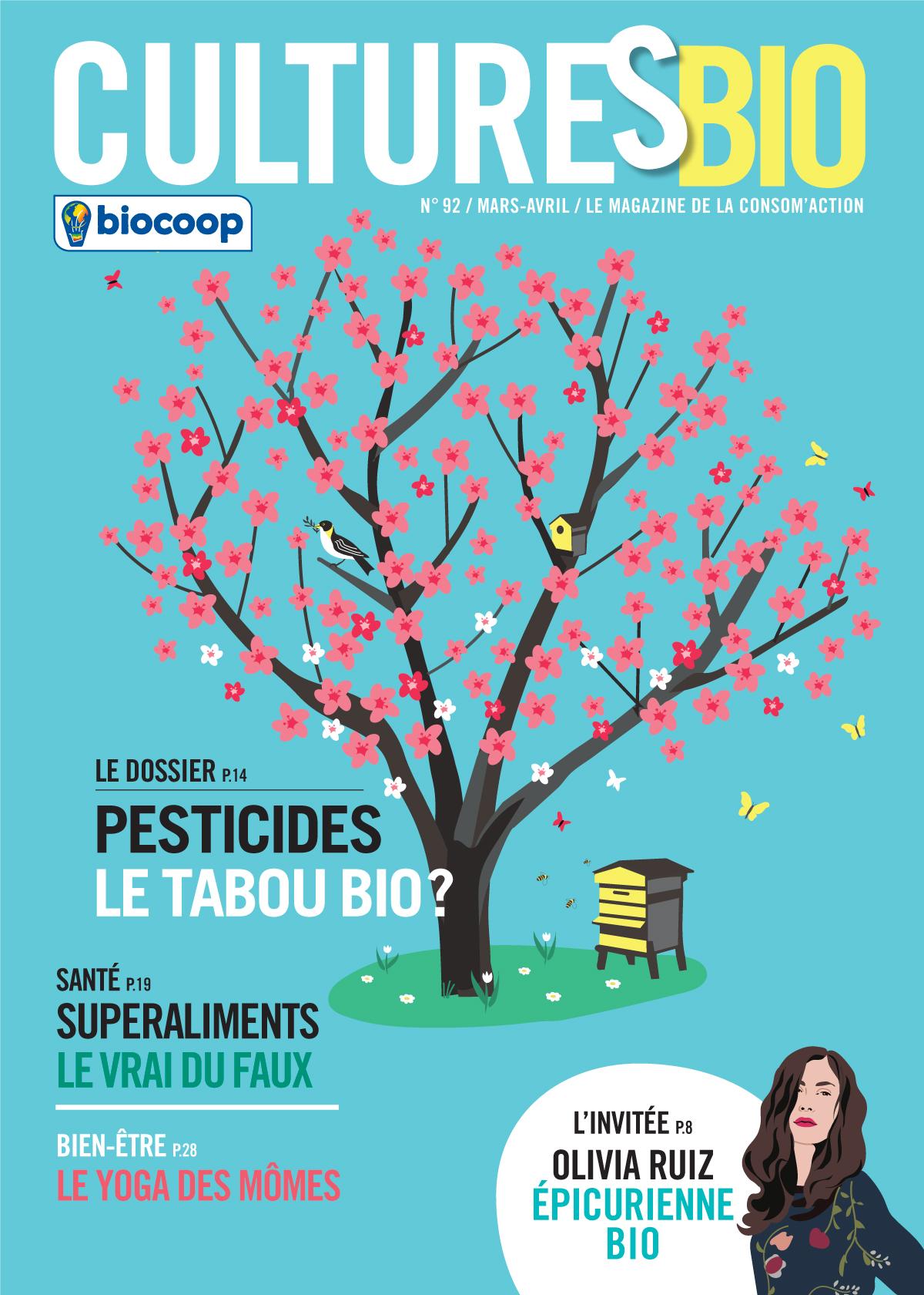 magazines de biocoop vitavie à cambrai.